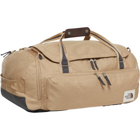 The North Face Berkeley Duffel M, kelp tan dark heather/asphalt grey light heather